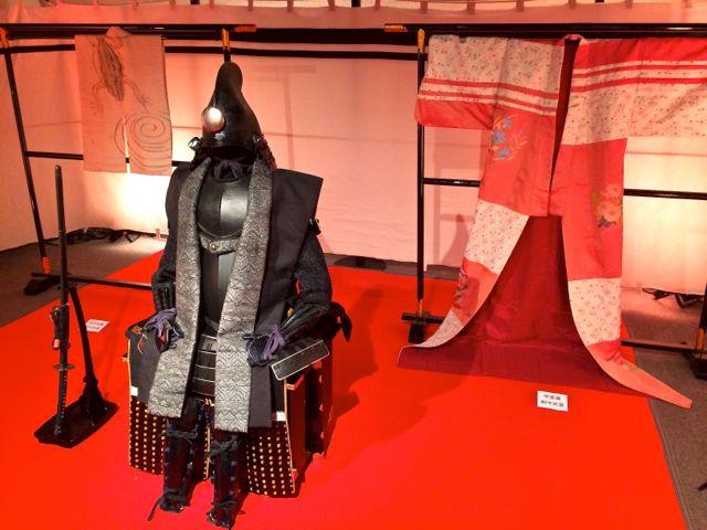 のぼうの城 衣装展示