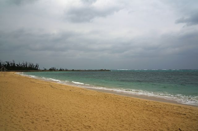 リザンシーパークビーチ