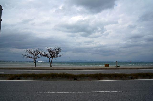 海中道路からの眺め2