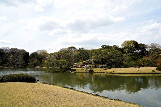 六義園・大名庭園