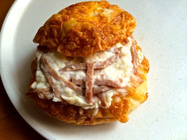 ハムクリームチーズ
