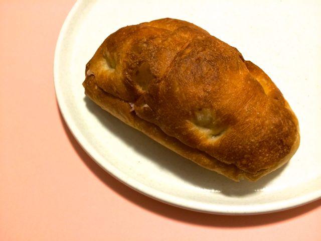 ハムとグリエールチーズのサンド